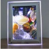 crystal slim light box