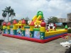 Multifunctional Kid's Inflatable Fun City