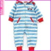 cheap plain stripes pattern rompers baby wear 2012 OME