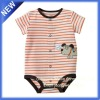 Branded cotton baby wear