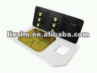 Mobile phone SIM dialer / IP dialer with USB progam and support calling card platform