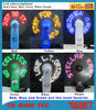 Led Fan---Display customer's logo, print customer's logo
