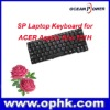 Wholesale for Spanish SP Laptop Notebook Keyboard for ACER Aspire One 751H 752 753 AO753 AO751H 721 725 756 ZA3 ZA5 ZA8 Series