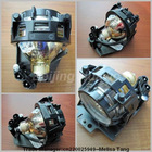 Projector lamp for HITACHI CP-S210T--DT00581