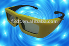 2011 Hot Sale Shutter cinema use 3D Glasses
