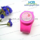 Cute ION silicone oval watch