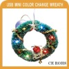 USB Mini color change wreath