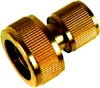 "Brass 3/4"" Female Connector LD6010(Brass Fittings)"