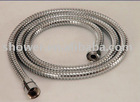 Stainless steel chrome shower hose, shower accessories, shower fitting, bathroom fixture
