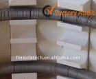 Lightweight shaped furnace lining