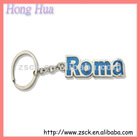 ROMA letter metal key chain (A-016)
