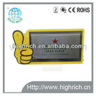 "Super market 7"" LCD advertising player video in print with motion sensor"