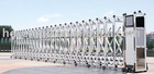 Electric Folding Gate