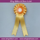 award ribbon with muticlour accept wholesale