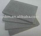 Cement fiber board for construction