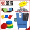 Clean sponge cloths machine