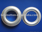 eyelets ,metal button , garment accessory
