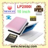 10 inch Notebook pc with VIA8850 (LP2000I)