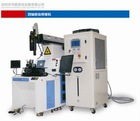 YAG laser fiber welding machine for mobile phone
