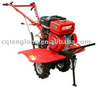 low fuel consumption Small gasoline powered Tillers(3.8KW)