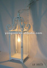 Metal Electric Lantern For Home Decoration
