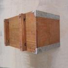 stamped steel single cog bicycle box
