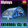 (LILYTOYS ! )Convenient Paintball tent Inflatable tent for military 0122JO