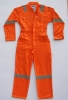 reflective safety coverall