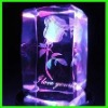 crystal rose favors valentine day gifts