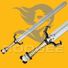 New Fantasy Foam sword with En-71