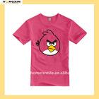 cute logo design 100% cotton popular tshirt(YXTS-1110125)