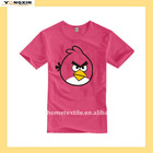 cute logo design 100% cotton popular tshirt(YXTS-1110125)