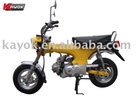 70cc moped motorcycle KM70-3