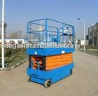 self-propelled scissor lift platform-SJYZ