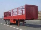 HOWO semi-trailer Cang-gate transport