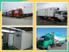 Dry Freight Fiberglass Truck Body