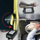 Auto Mirror Storage System