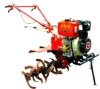 Garden Tool Diesel Agriculture Rotary Portable Cultivator Tiller