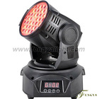 new 36x3w rgb 3 in 1 led moving head light washer stage light
