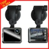 "2.5"" TFT LCD Compact Car Black Box with waterproof cover"