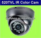 Hot-selling 520TVL SONY CCD dome camera/CCTV security camera