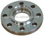 ASME B16.5 a182 f316 steel socket RF flange