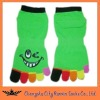 Green Soccer Sock