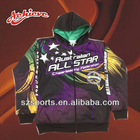 2012 design sublimation printing hoodies