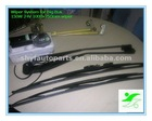 Bus Wiper System for windshield