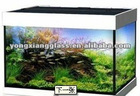 The Clear and environmental Tempered Glass Aquarium