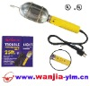 16/3 25FT UL metal cage hand lamp/work light/hand light