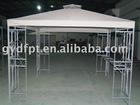3*3m luxury metal forged pavilion