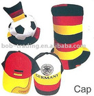 Germany Fans hat / party hat / baseball cap / sports hat