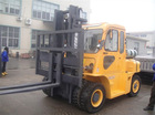 5T LPG Forklift With Cabin